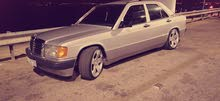 Mercedes Benz E 190 1993 - Manual