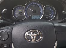 Automatic Grey Toyota 2015 for sale