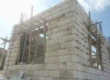 بناء وتلبيس حجر بالمتر مقاولات يوميات اي مكان