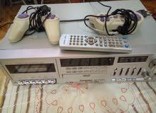 دى فى دى + يو اس بى + راديو + كاسيت