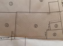 قطعة ارض بيها منزل كبير في القويعة مساحتها 5700متر