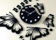ساعات ديكور