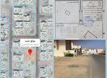 انا المالك للبيع أرض في مرتفعات العامرات الثانية قرب جامع الشكور