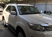 For sale Toyota Fortuner car in Baghdad