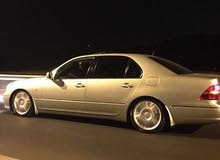 For sale 2003 Silver LS