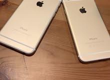 iphone6 16GB  مستعمل بحال الوكاله مكفول اسبوع