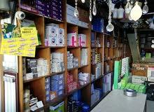 محل ادوات كهربائية في البيادر للبيع