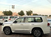 Toyota Land Cruiser 2020 For sale - White color