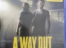 A Way out & Mafia 3 للبيع أو البدل سكان طبربور