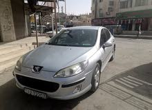 For sale Peugeot 407 car in Amman