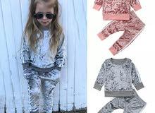 للتسليم الفوري (ملابس أطفال) لمختلف الأعمار