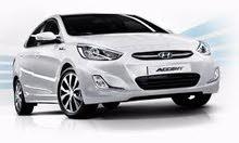 Hyundai Accent - Dubai