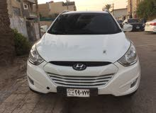 Hyundai Tucson 2011 For sale - White color