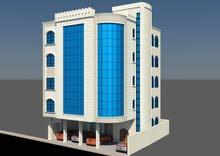 شقق للبيع تمليك في صنعاء حده  قريب شركة واي