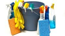 شركه نظافه :نحن بحاجه الى عنصر نسائي