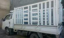 نقل البضائع و السلع والاثاث كافة المواد مع التحميل والتفريغ حسب الاتفاق