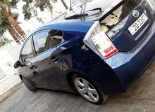 Blue Toyota Prius 2010 for sale