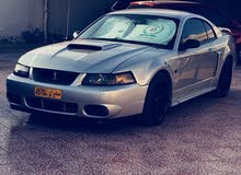 Ford Mustang 2003 For sale - Silver color