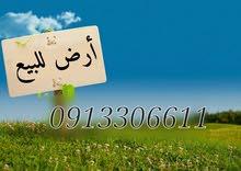 هكتار بموقع ممتاز للبيع نص القيمة صك مصدق طريق المطار خلف خزانات النفط / شارع ال