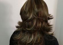 بيروك شعر طبيعي