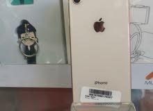 ايفون 8  64 & 256 جيجا بحالة جديد بسعر مميز