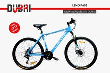 leno pa02 aluminum mountain bike
