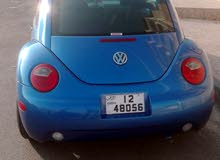 Manual Blue Volkswagen 1999 for sale
