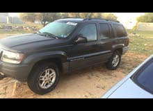 km Jeep Cherokee 2003 for sale