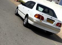 For sale 1998 White Corolla