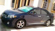 كرول لبيع 2012 السياره نظيفه
