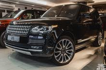 Land Rover Range Rover Vogue 2017 For sale - Black color