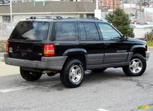 1996 Used Grand Cherokee with Automatic transmission is available for sale