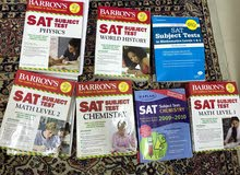 SAT Books for Sale