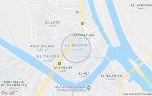 دار للبيع في كرمة علي البدران الشارع العام قرب جامع الوائلي