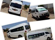 Nissan Van 2014 For sale - White color