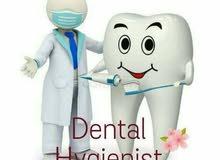 مطلوب طبيبة او طبيب اسنان
