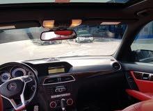 مرسيدس بنز c300 موديل 2012 وارد بحالة ممتازة
