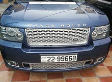 Used Land Rover Range Rover Vogue for sale in Amman