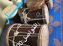 طبول و ادوات مسويقيه للبيع حسب الطلب