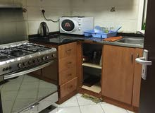 apartment in building  is for rent Sharjah