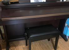 للبيع بيانو في حالة  جيدة