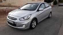 Used condition Hyundai Accent 2015 with 50,000 - 59,999 km mileage