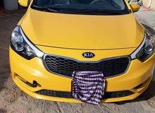 Automatic Yellow Kia 2017 for sale