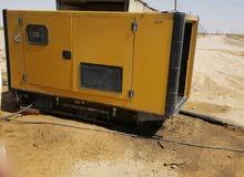 Generator 110 KVA مولد كهرباء