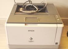 طابعة epson مستعمل بدون حبر للبيع