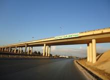 أرض برخصة خدمة سيارات وبنزينة 10000م عالرئيسى
