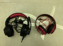 headsets from beats and scorpion for sale