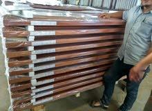 باب خشب أُوربي صاج تعباة يحتوي على جودة عالية