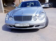 Mercedes Benz E 240 car for sale 2004 in Sirte city
