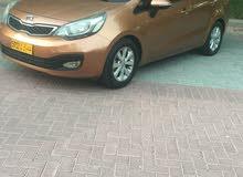Used condition Kia Rio 2012 with  km mileage